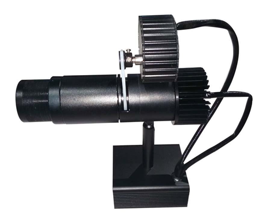 Projecteur d 39 image pour int rieur 10w for Projecteur interieur